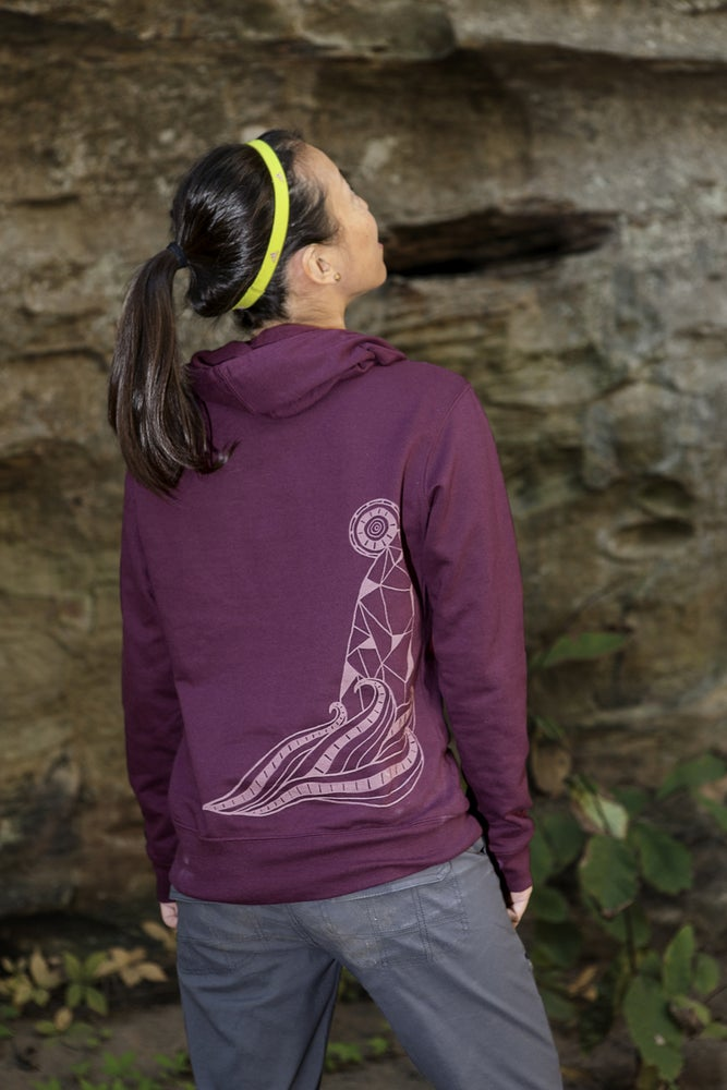 Image of Mountain wave hoody (more colors)