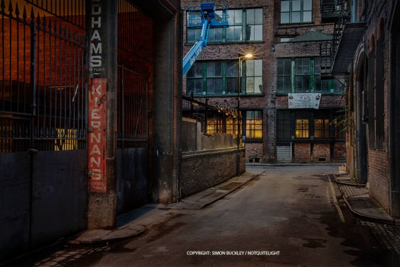 Image of MANGLE STREET, NQ, 7.40AM