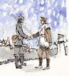 The Christmas Truce ~ The Handshake