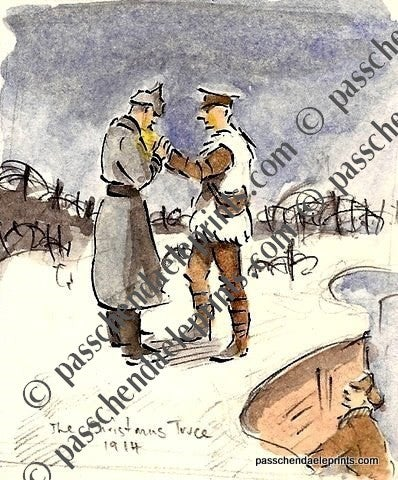 Image of The Christmas Truce ~ The Fag