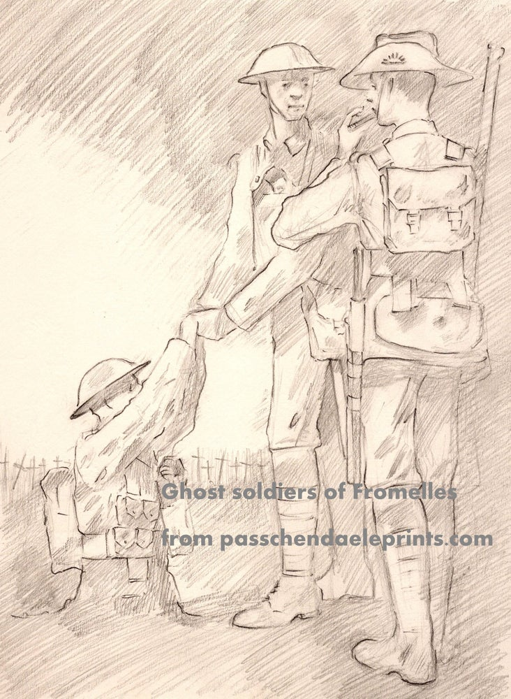 Image of Ghost Soldiers of Fromelles
