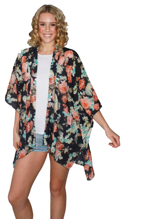 Image of Fabulous Floret Cape