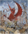 38th Welsh Division ~ Mametz Wood The Somme 1916 ( Colour )