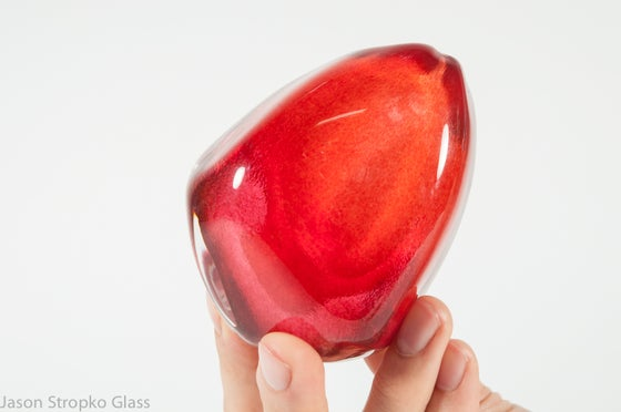 Image of One Medium size pomegranate seed