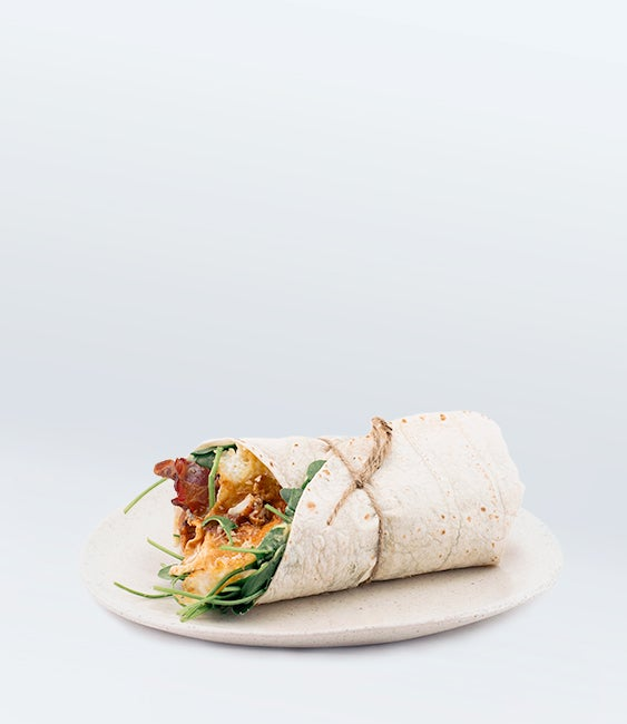 Image of Bacon & Egg Wrap