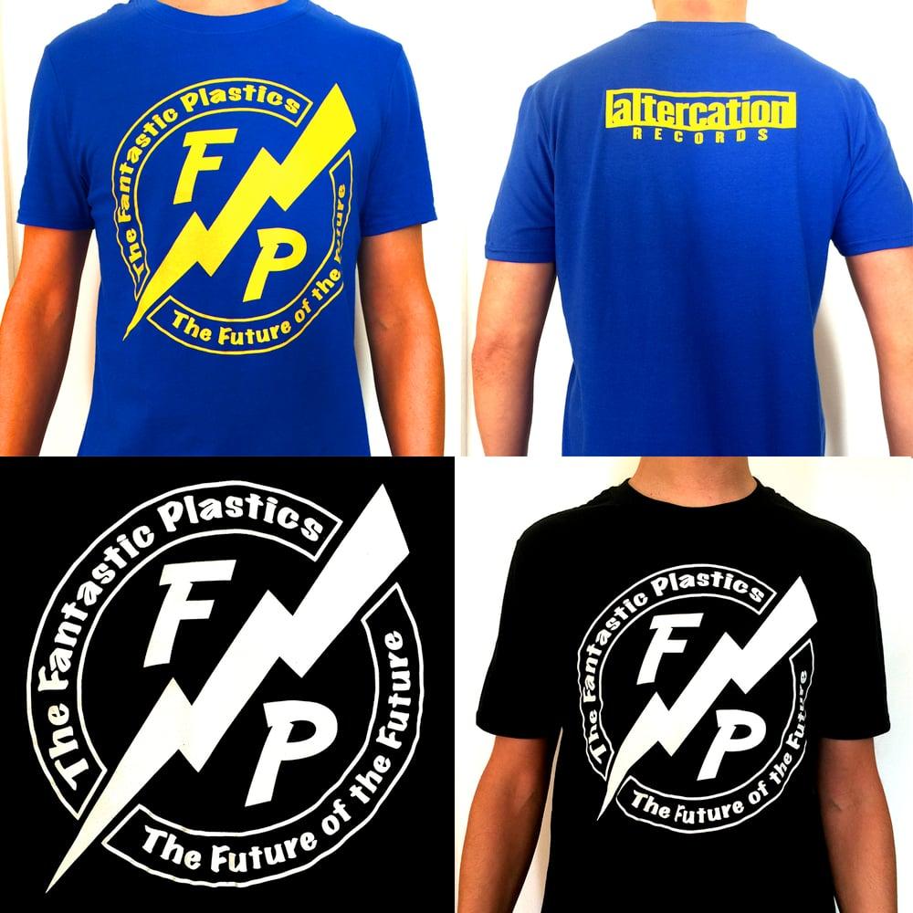 Image of The Fantastic Plastics Future Cadet Logo T-Shirt-Unisex