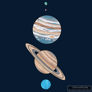 Image of SOLAR SYSTEM (PLUS ONE)