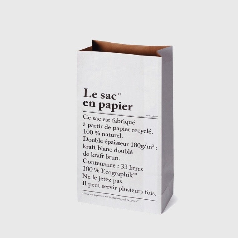 Image of The Paper Bag  |  Le Sac en Papier