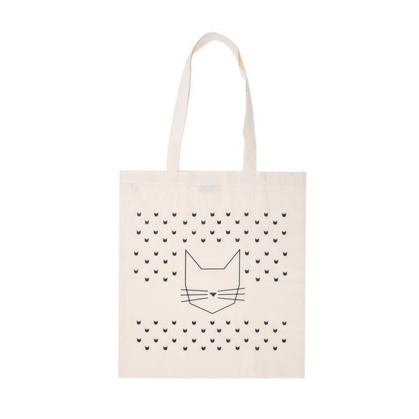 Image of Tote bag Chat