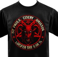 Image of Lucifer Dry T-Shirts