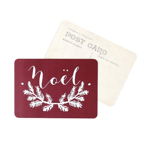 Image of Carte postale NOEL / MILA