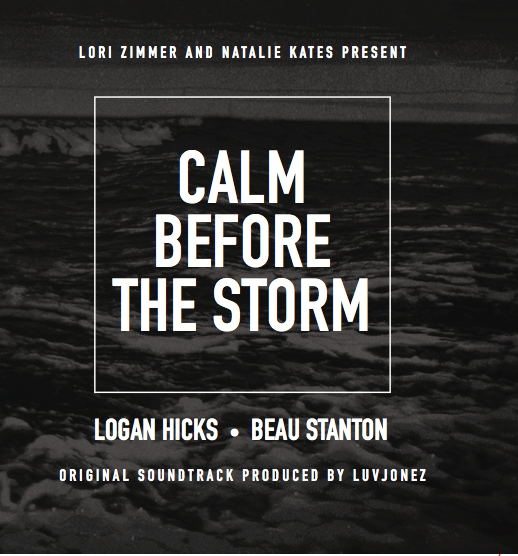 Image of LuvJonez x Logan Hicks x Calm Before the Storm soundtrack