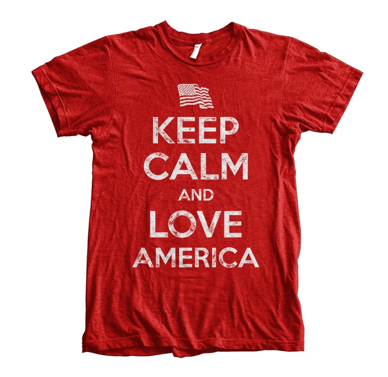 Image of Keep Calm Shirt