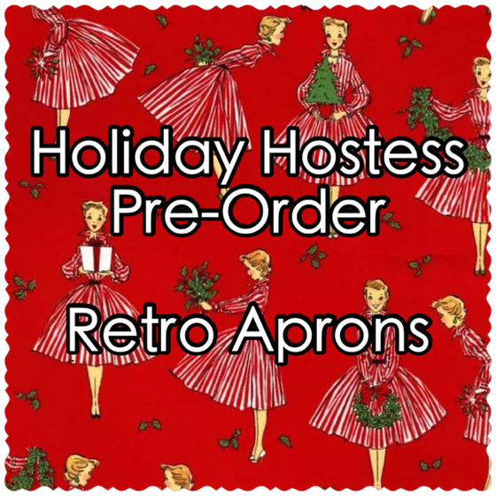 Image of Holiday Hostess Pre-Order - Apron