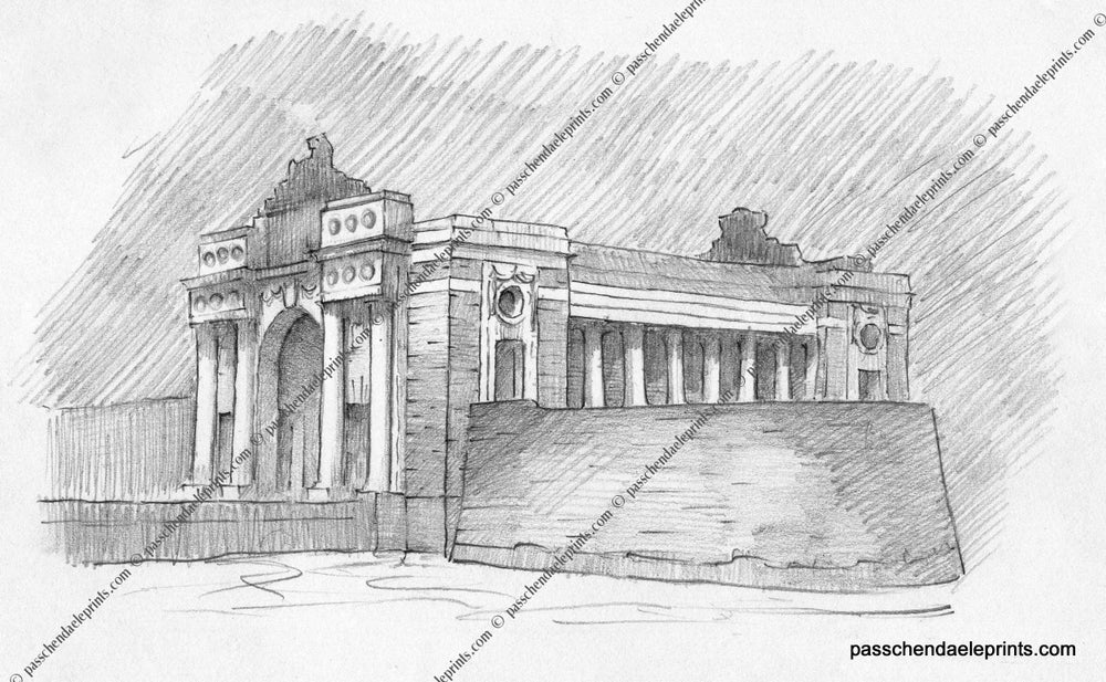 Image of THE MENIN GATE