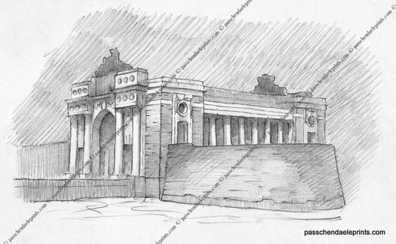 Image of THE MENIN GATE