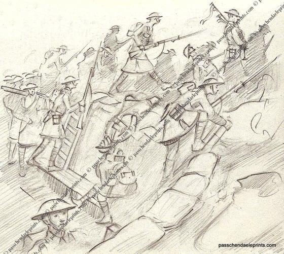 Image of 4/5th Black Watch ~ Passchendaele