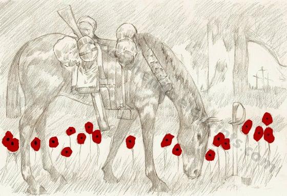 Image of War Horse 1914 ~ 1918