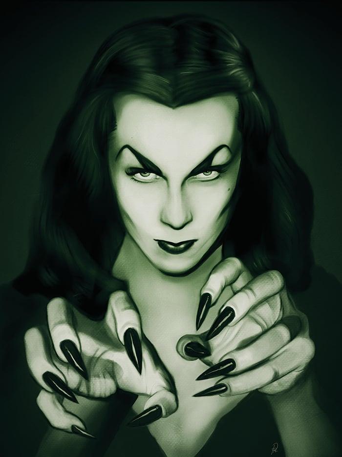 Image of Vampira