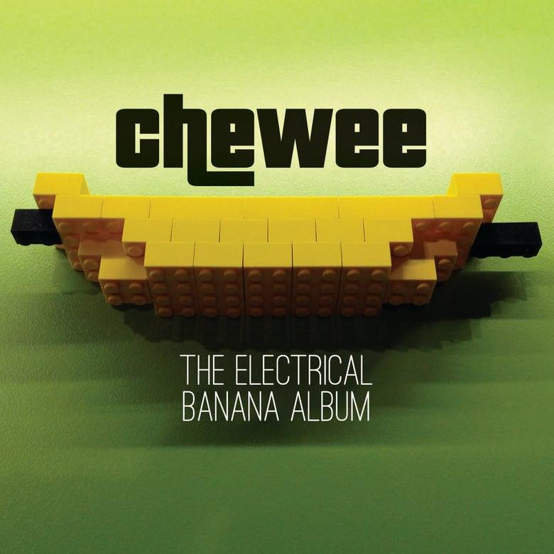 Image of Chewee (Nic Dalton)  :: THE ELECTRICAL BANANA ALBUM CD