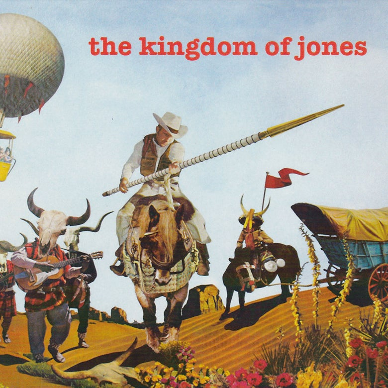Image of The Kingdom of Jones :: WESTFIELD DRIFTER