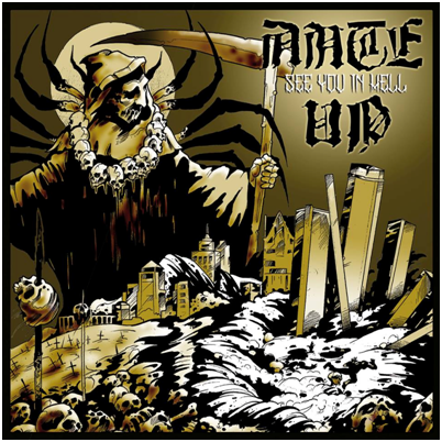 Image of Ante Up - See You In Hell CD