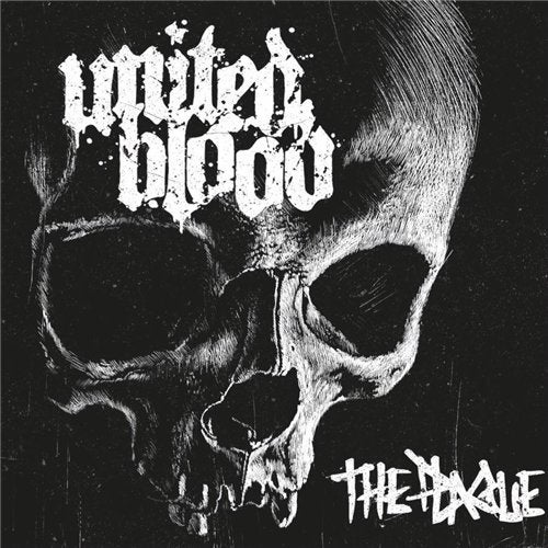 Image of United Blood - The Plague CD