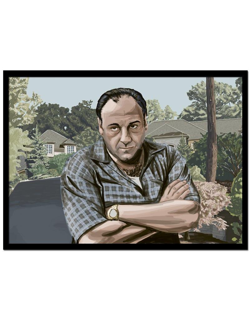 Image of Tony Soprano