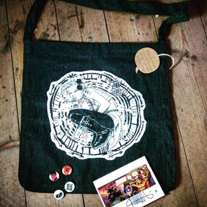 Image of Tank Girl Tote Bag