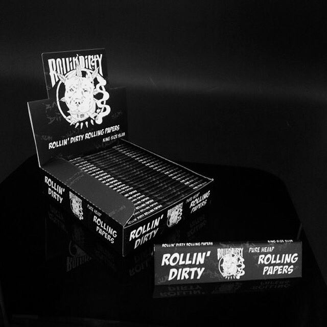 Image of ROLLIN' DIRTY KING SIZED PAPERS (1 pack)