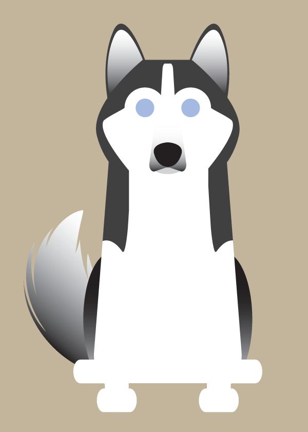 Image of Husky Collection