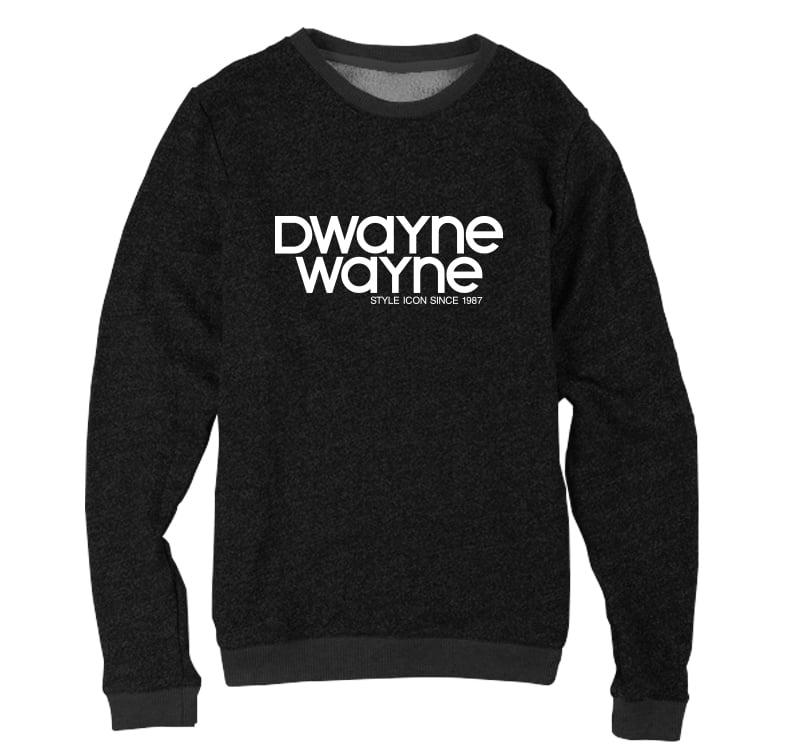 Image of DWAYNE WAYNE, Style Icon Since 1987