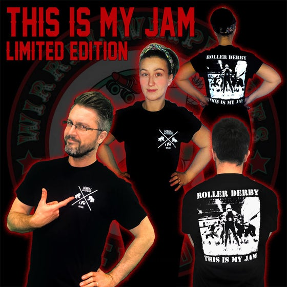 Image of *SALE* ''This is my jam'' Limited edition tshirt