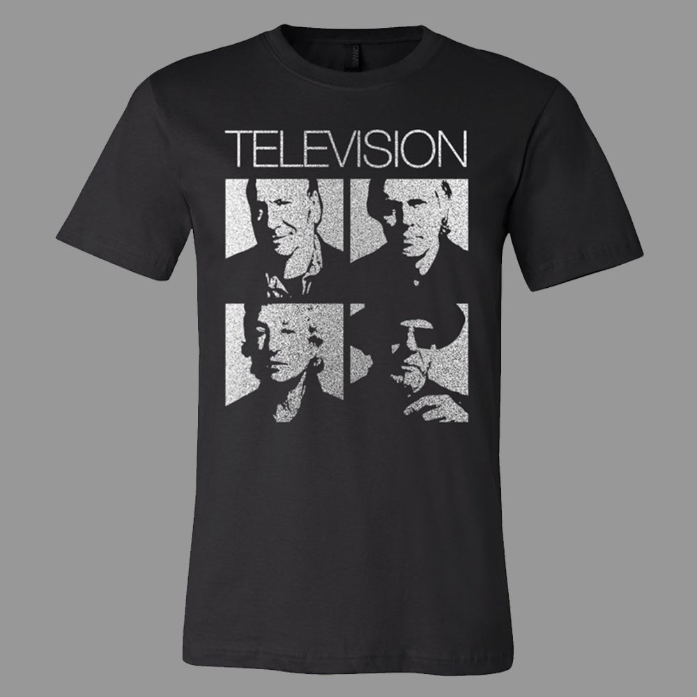 Image of Television - Faces Tee