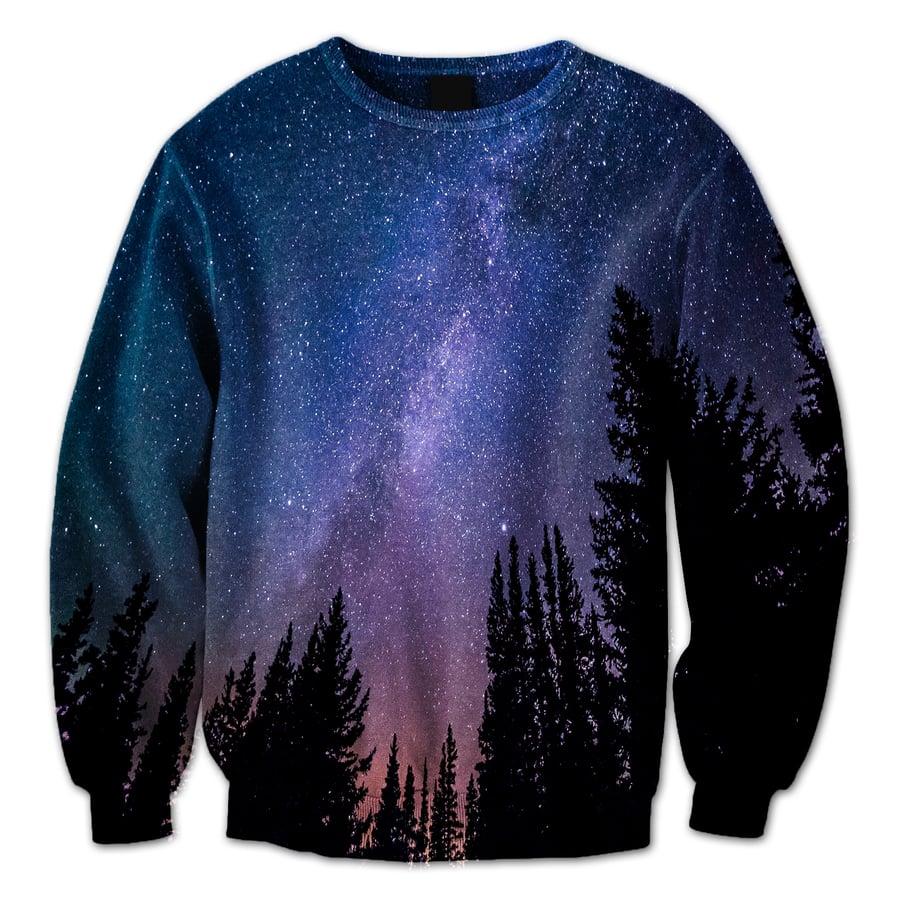 Image of Galaxy Dreams Crewneck