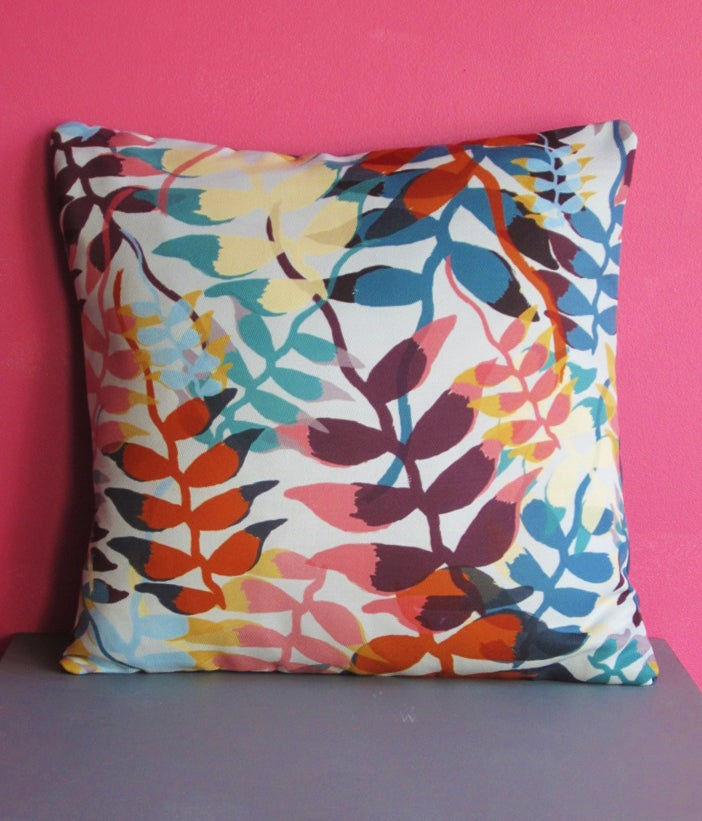 Image of Floral Pod Cushion