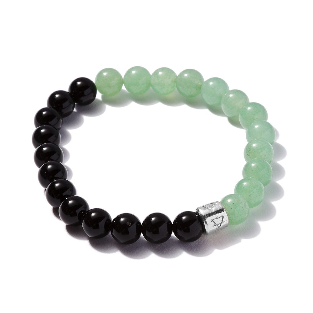Image of Black Onyx and Aventurine