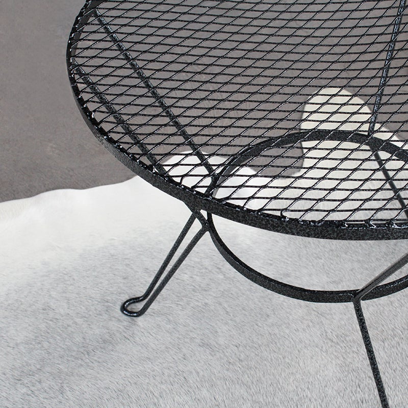 Image of Vintage Outdoor Table Small