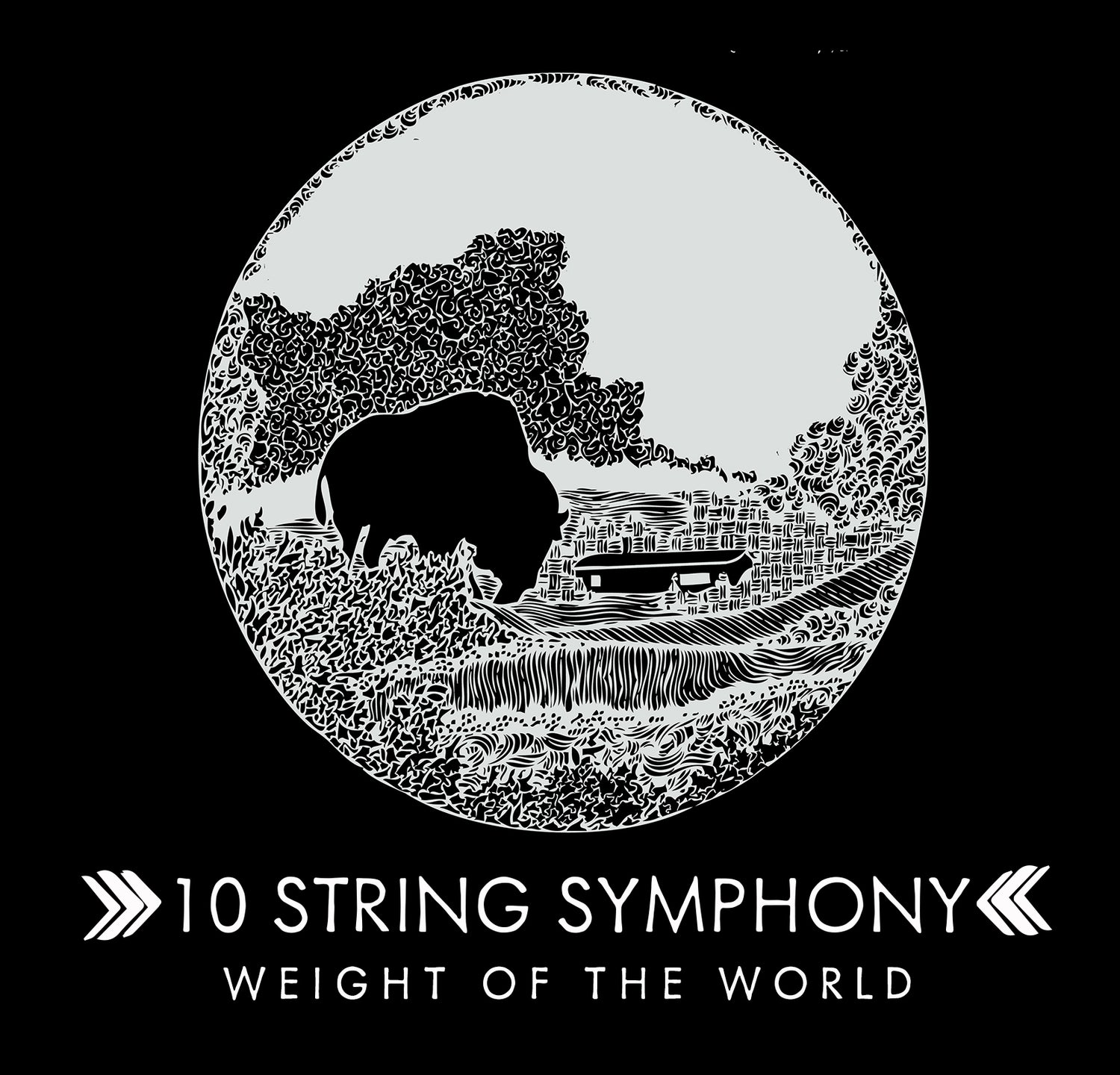Image of Weight of the World Physical CD