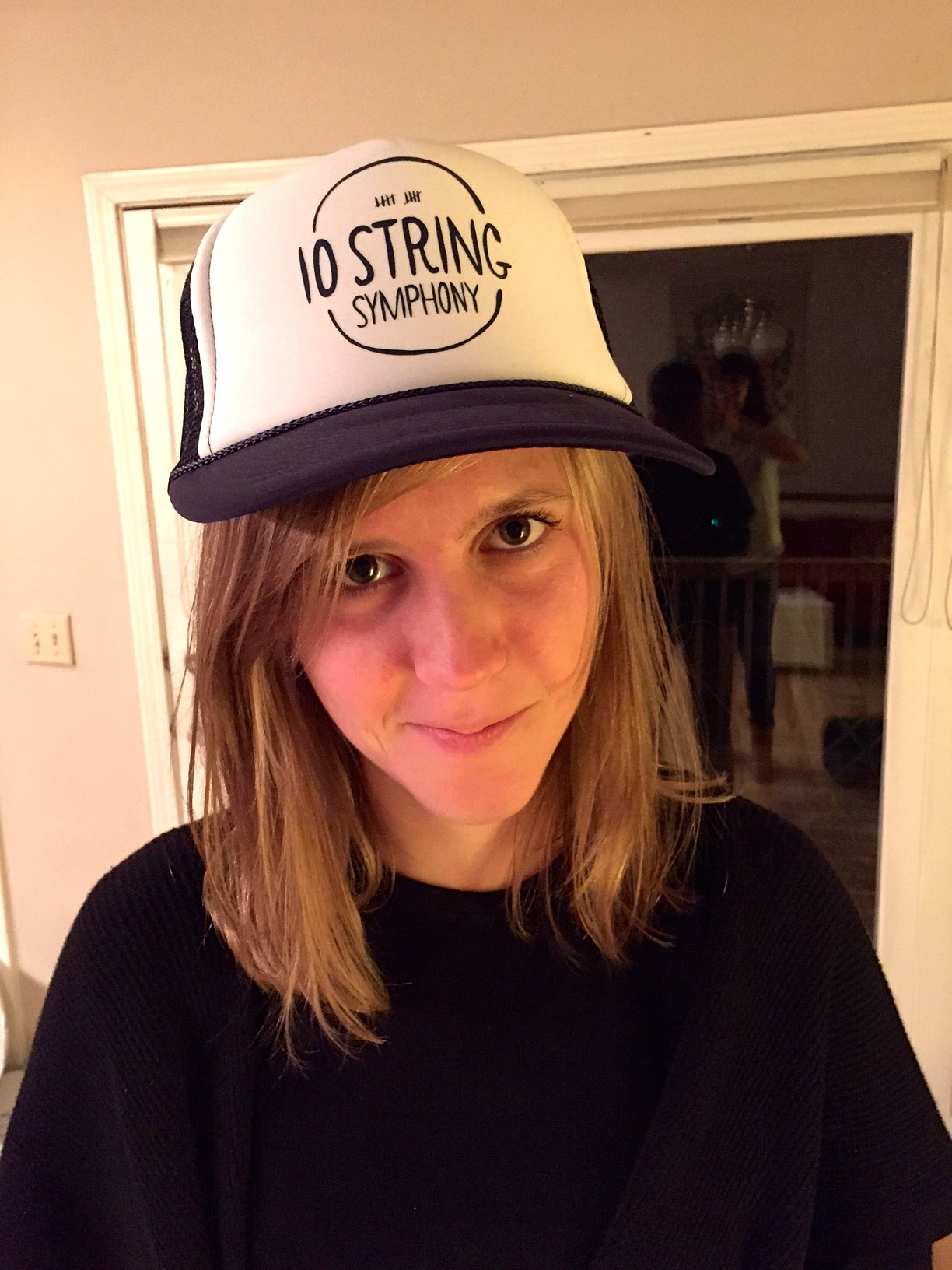 Image of 10 String Symphony Trucker Hat