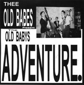 "Image of 7"" EP Thee Old Babes : The Old Babys Adventure..5 Track Ltd Edition."