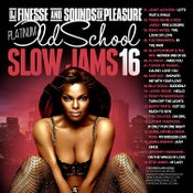 Image of PLATINUM OLD SCHOOL SLOW JAMS MIX VOL. 16