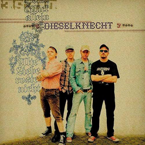 Image of Alte Liebe Rostet Nicht - CD