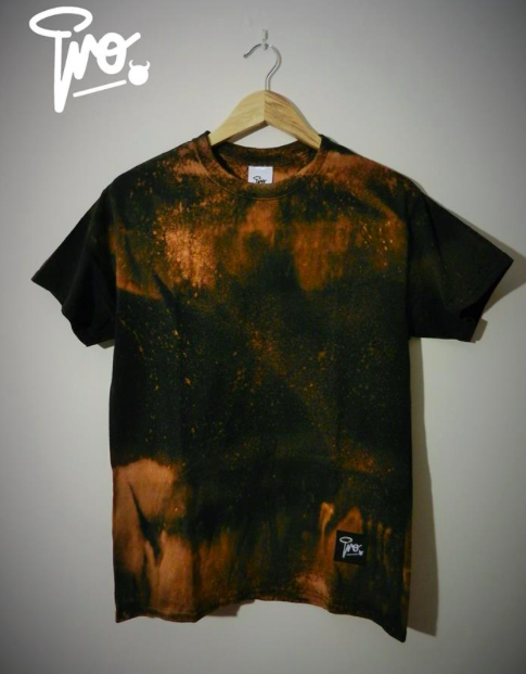 Image of Tie Dye Pro t-shirt | Black