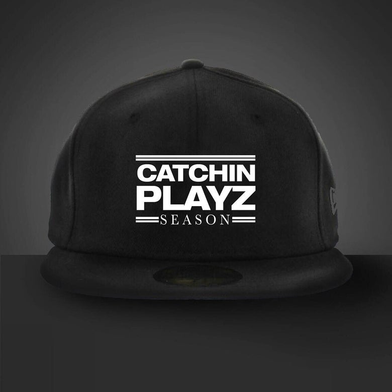 Image of Catchin Playz Yupoon Snapback