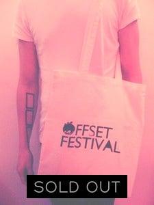 Image of Offset Tote Bag