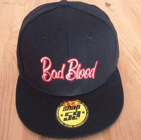 Image of Bad Blood Snap-Back
