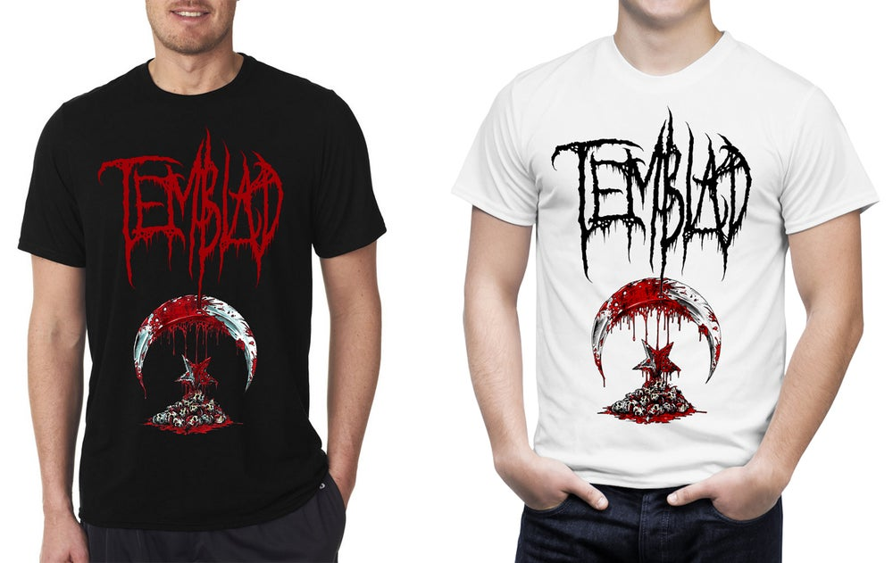 Image of Temblad - Crescent Moon Shirt
