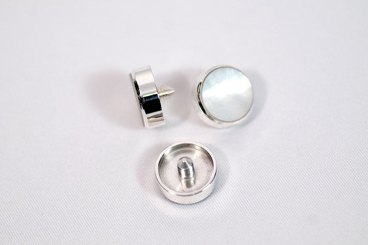 Image of Pearl Inlay Light-Weight Finger Buttons