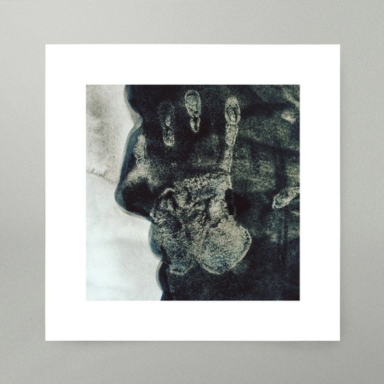 Image of By Hand : Face Palm Art Print